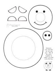 printable police officer craft from learncreatelove com kid