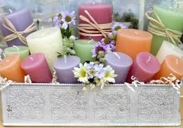 soy wax candles and wax melt accessories and gift ideas