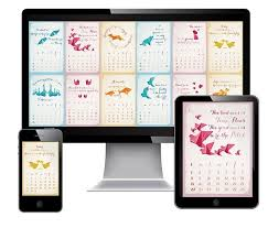 free 2015 monthly calendar template psd titanui