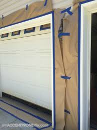 how to makeover your garage doors for under 100