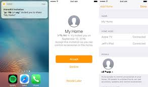 ios 10 how to use the new home app to control homekit devices