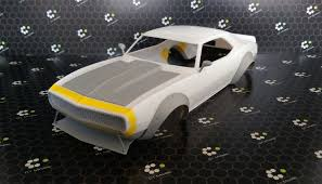 67 camaro wide resin kits c1 models
