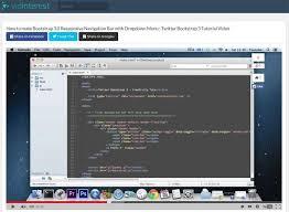 bootstrap tutorial tutorialspoint the best free bootstrap tutorials