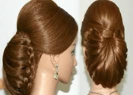 fan and sock bun hair tutorial video dailymotion easy and stylish hair bun video dailymotion 3 jpg