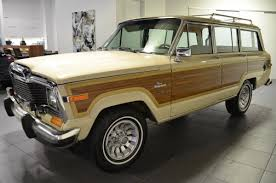 old yellow jeep jeep grand wagoneer for sale hemmings motor news