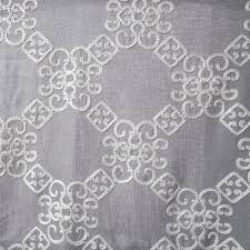 Linen Curtains With Grommets 10 Best Embroidered Sheer Curtains Images On Pinterest Linen
