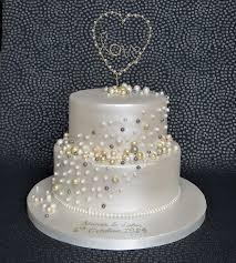 wedding anniversary cakes 50th wedding anniversary cake pictures wedding corners