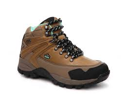 womens boots for hiking pacific trail rainier hiking boot s shoes dsw