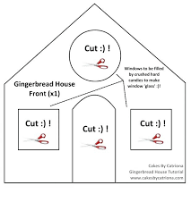 pattern for large gingerbread house pin by everyday cookies signs on gingerbread house gingerbread house