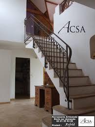 rambarde escalier design realisation d u0027escaliers et rampes d u0027escaliers en fer forgé