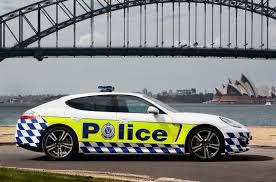 Porsche Panamera Facelift - porsche panamera joins nsw police photos 1 of 3