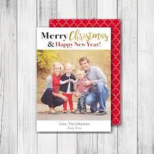 merry christmas u0026 happy new year photo card u2013 merry christmas from