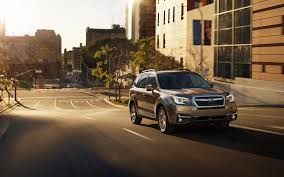 brown subaru forester 2018 subaru forester features subaru