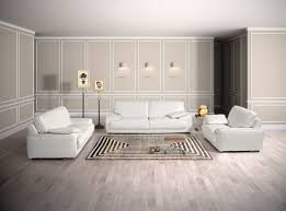 Ital Leather Sofa Estro Salotti Evita Modern White Italian Leather Sofa Set