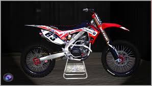 honda motocross gear sg productions offseason mx simulator