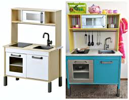 flossy ikea duktig play kitchen makeover ikea duktig play kitchen