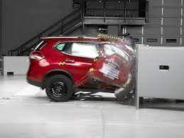 small mazda car 2015 mazda cx 5 passenger side small overlap iihs crash test youtube