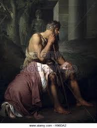 Oedipus Blinds Himself Oedipus Stock Photos U0026 Oedipus Stock Images Alamy