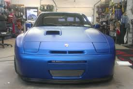 porsche 944 tuned devon u0027s blistering blue u002788 porsche 944 turbo your ride