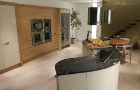 curved modern kitchens handmade bespoke kitchens by broadway