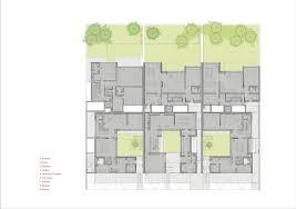 gallery of black u0026 white house agi architects 13