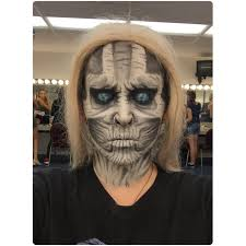 theatrical makeup classes all spoilers today s assignment in my stage makeup class was