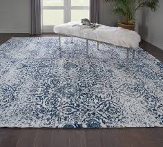 Navy Area Rug Kleinschmidt Ivory Navy Area Rug Reviews Birch