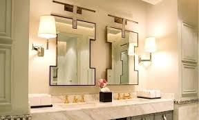 unique bathroom mirror ideas cool bathroom mirrors cool bathroom mirror cabinets with three