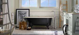 Cast Iron Whirlpool Bathtubs Cast Iron Baths U0026 Whirlpools Bathroom Kohler