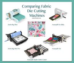 comparing fabric cutting machines at home at home
