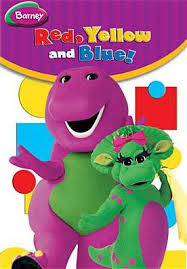 Barney And The Backyard Gang Doll Barney Red Yellow And Blue 884487103887 Dvd Barnes U0026 Noble