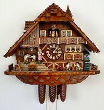8 day cuckoo clock ebay