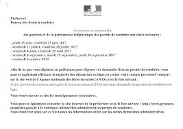 bureau des permis de conduire de la pr馭ecture de site officiel de la mairie d opoul périllos
