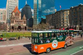boston tours boston trolley old town trolley tours