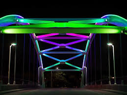 montrose bridges will light up houston for special events and