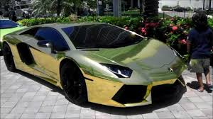 gold lamborghini gold lamborghini aventador all wrapped in gold project au