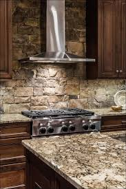 Kitchen  Stone Mosaic Backsplash Stacked Stone Backsplash Stone - Layered stone backsplash