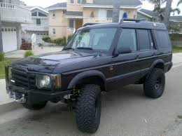custom land rover lr3 2004 land rover discovery 2 with 6 inch lift custom bumpers rims