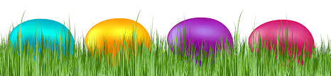 grass with easter eggs transparent png clip art image clip art