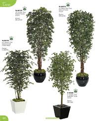 artificial lie like trees custom made