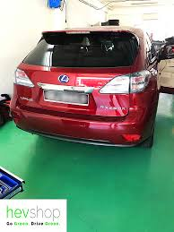 lexus singapore new car lexus rx450h rebuilt hybrid battery replacement programme