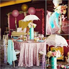 whimsical kitchen themed bridal shower at red rock country club