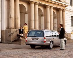 volvo minivan volvo 960 1990 1997 volvo car usa newsroom