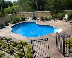 Brilliant  Backyard Pool Design Inspiration Design Of Best - Pool backyard design
