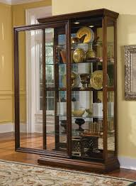 curio cabinet curio cabinet kitchen cabinets to ceiling top over