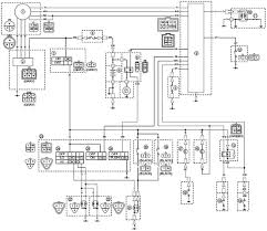 2005 yamaha raptor 660 wiring diagram yamaha wiring diagrams for