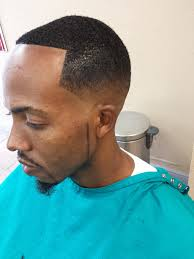 low fade haircuts for black men