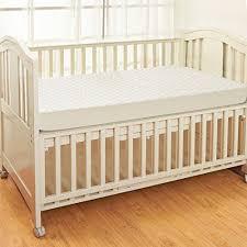Baby Crib Mattress New Baby Crib Mattress Pad Cover Best Protector Waterproof Sheets