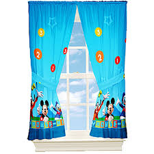 bedroom curtains at walmart mickey mouse dis mickey mouse kids bedroom curtains walmart com