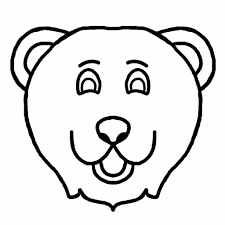 animal face drawing clipart of easy animal faces clipartfest